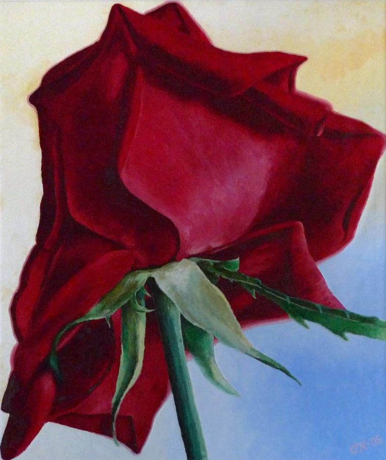 Oil on canvas 20055