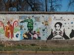 El muro por la paz, Peñalolen 2009. (Photo TK 07-08/2010)