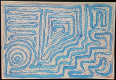 Another of my doodle's from the 2006 leadership course.