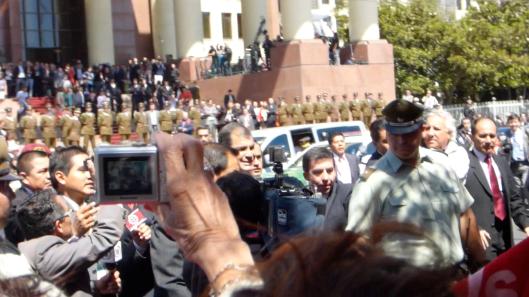 Rafael Correo, president of Ecuador