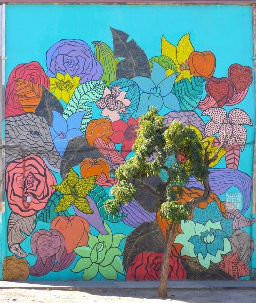 """Colletive """"Estan pintado"""": Las flores, No 35"""