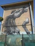 Roa (Belgium): Horse, No 20